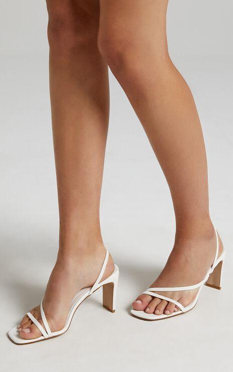 Billini - Solace Heels in White