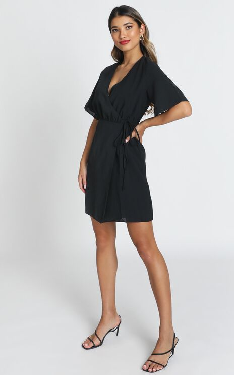New Memo Dress In Black