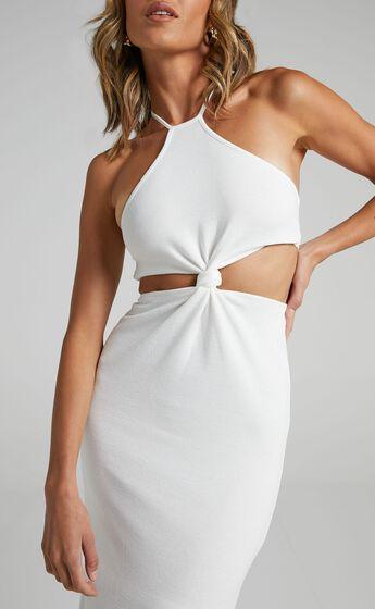 Shania Dress in White