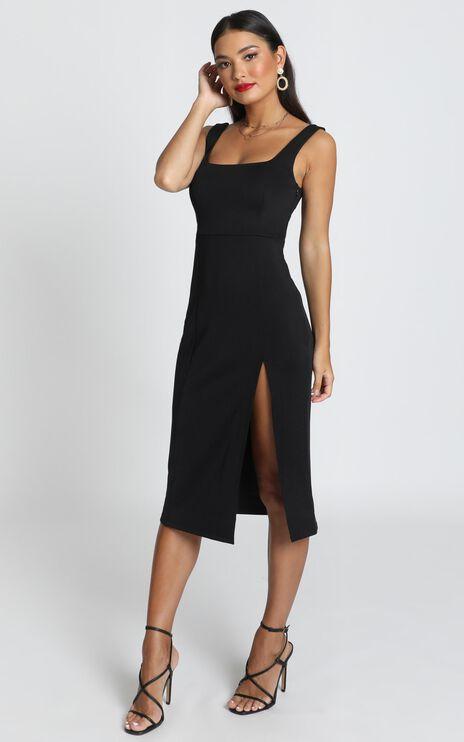 Mini Love Dress in Black