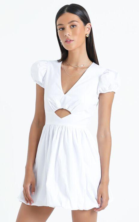 Cherwell Dress in White