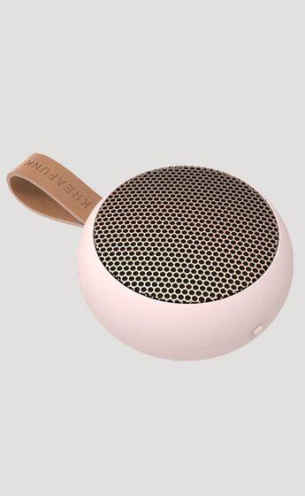 Kreafunk - aGo Speaker in Dusty Pink