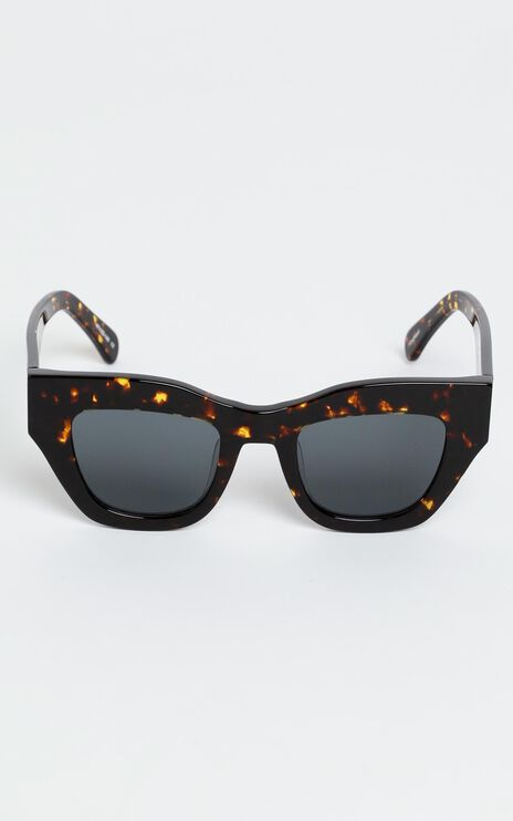 Oscar & Frank - Haarlem Sunglasses in Dark Tort