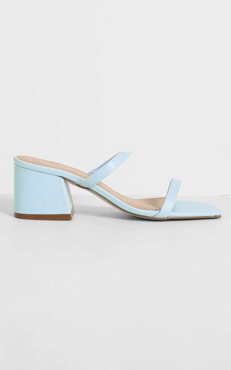 Therapy - Goldie Heels in Powder Blue