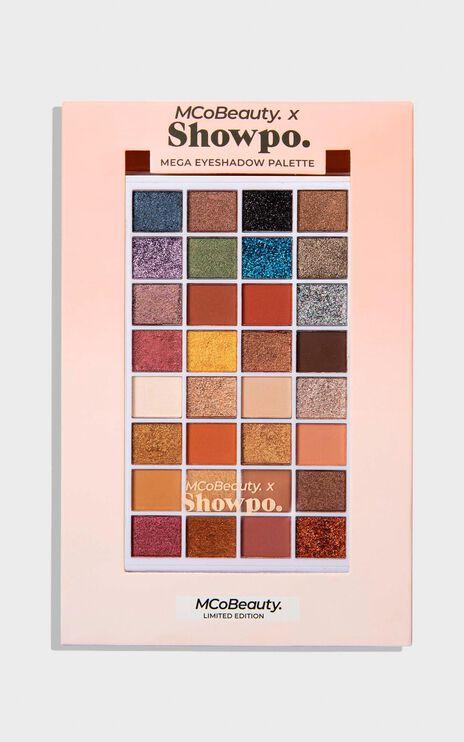 MCoBeauty X Showpo - Mega Eyeshadow Palette
