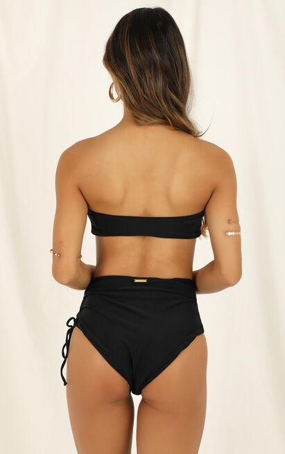 Shirley bikini bottom in black - 20 (XXXXL), Black, hi-res image number null