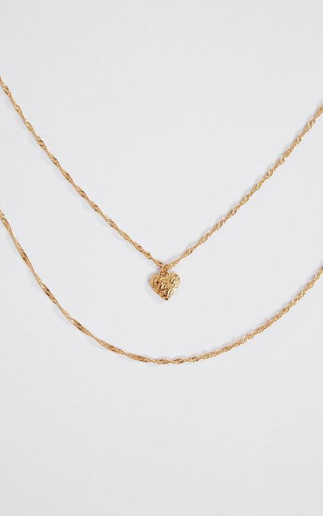 Whitley Necklace In Gold