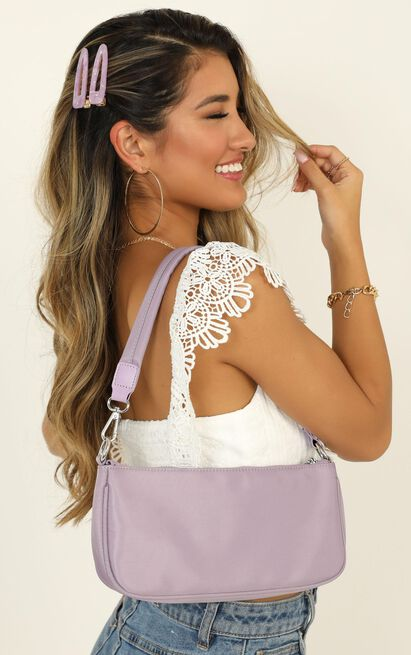 Make It All Count Bag In  Lilac, Purple, hi-res image number null