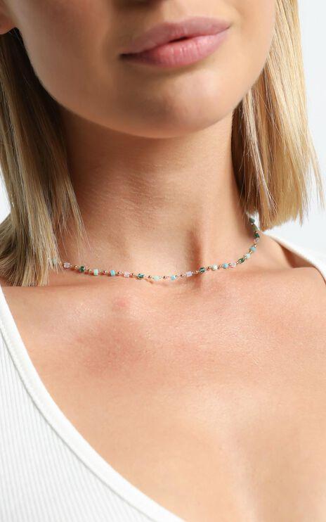 Felka Necklace in Multi