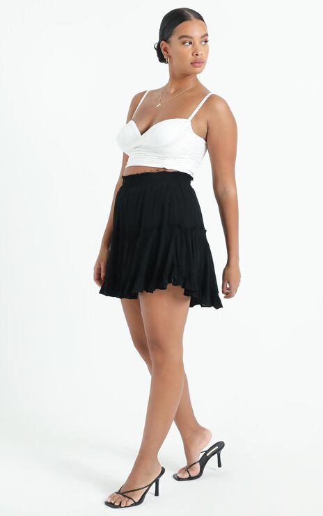 Winslow Skirt in Black