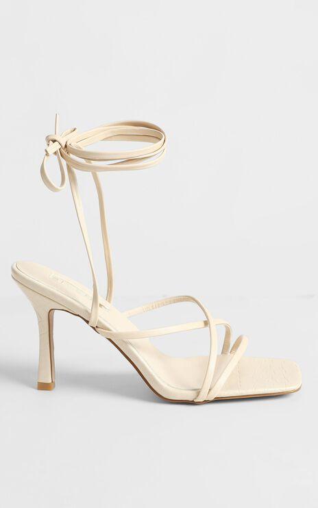Billini - Summer Heels in Champagne