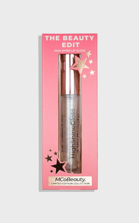McoBeauty - The Beauty Edit High Shine Gloss in Vanilla Crush