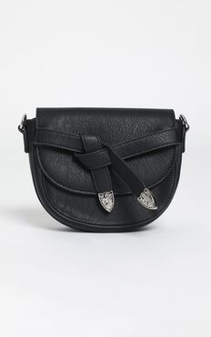 Peta And Jain - Laso Bag In Black