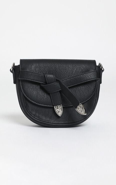 Peta And Jain - Laso Bag In Black