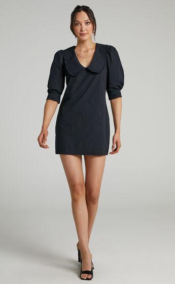 Amaria Dress in Black