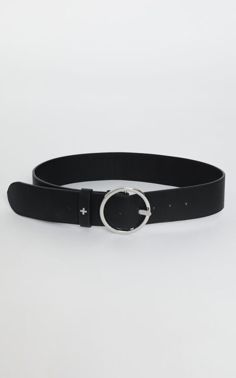 Peta And Jain - Cammie Belt In Black