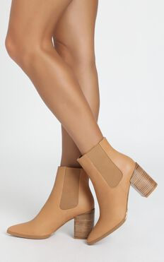 Billini - Arcadia Boots in Camel