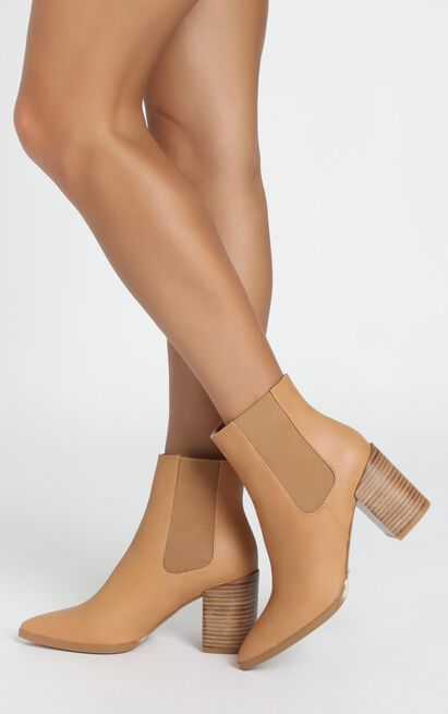 Billini - Arcadia Boots in camel - 5, Camel, hi-res image number null
