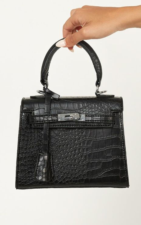 Pass You By Bag In Black