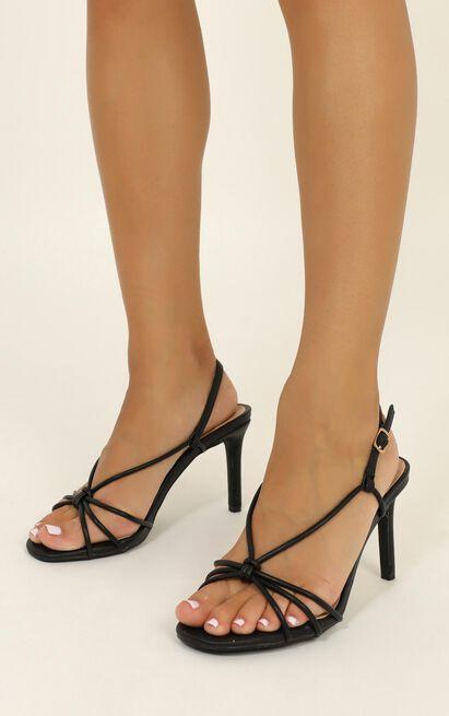 Billini - Janie heels in black - 10, Black, hi-res image number null