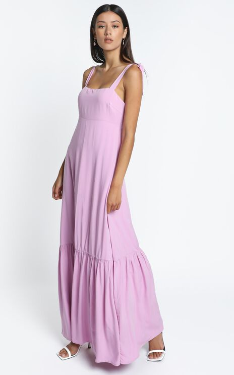 Honor Dress in Lilac