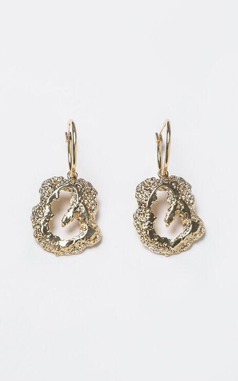 Jesse Earrings in Gold