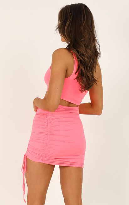 Strong Enough dress in hot pink - 16 (XXL), Pink, hi-res image number null