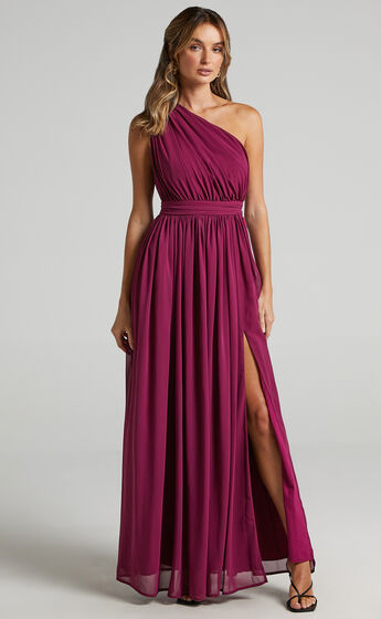 Kindred Hearts Dress in Mulberry