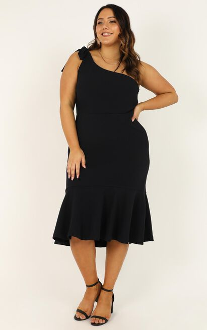 Its real dress in navy - 20 (XXXXL), Navy, hi-res image number null
