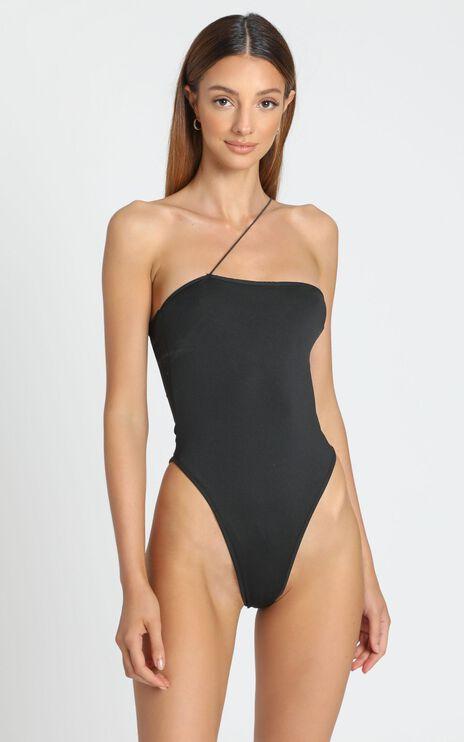 One Vision Bodysuit in Black