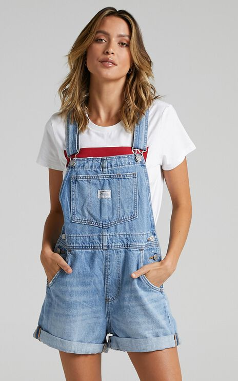 Levis - Vintage Overall in Open Skies