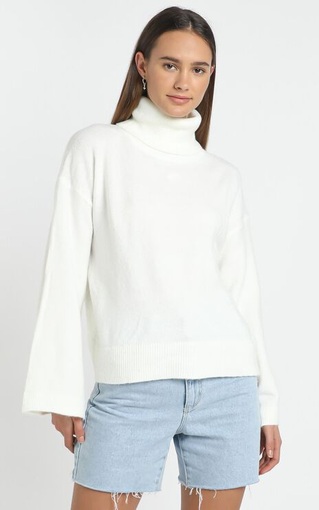 Ellery Knit in White