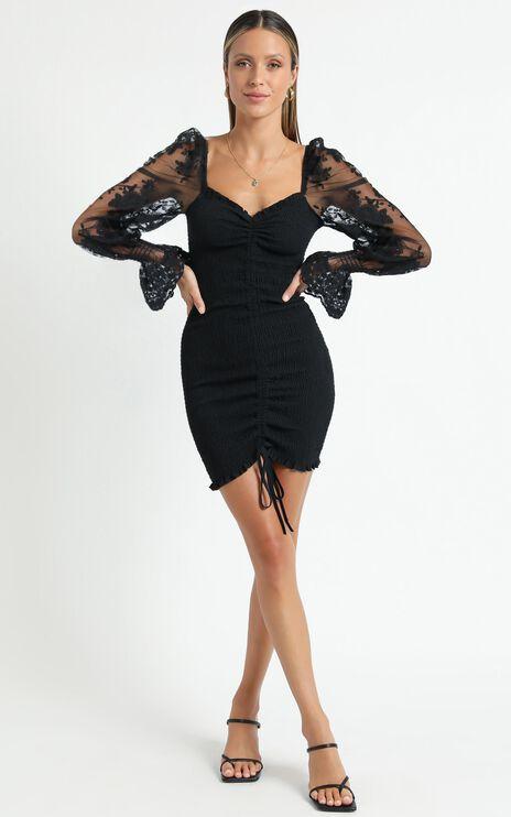 Vasquez Dress in Black