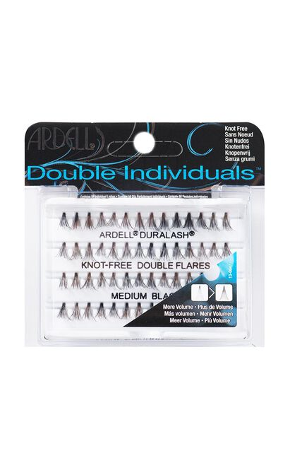 Ardell - Double Individual Knot Free Medium Lashes in Black, , hi-res image number null