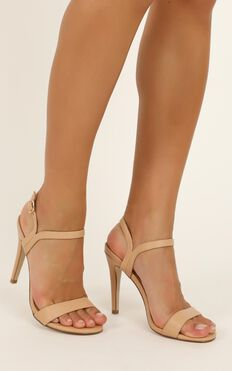 Verali - Oliver Heels In Nude Smooth