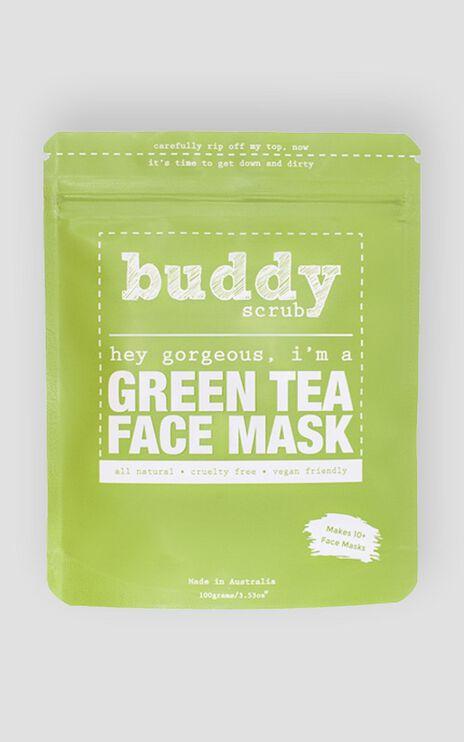 Buddy Scrub - Green Tea Face Mask