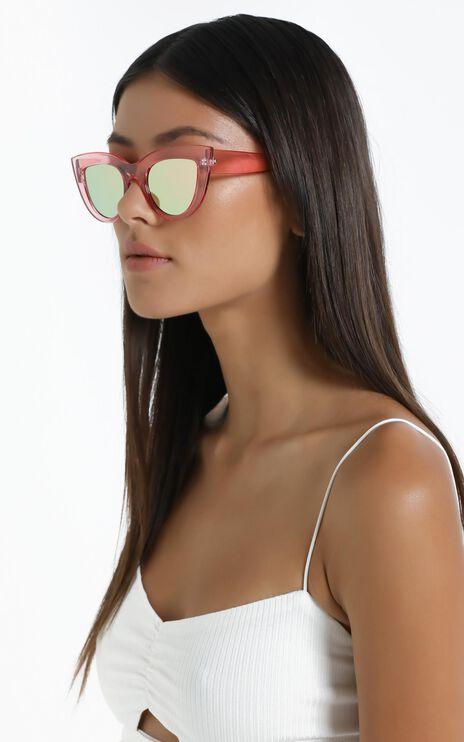 Abra Sunglasses in Pink