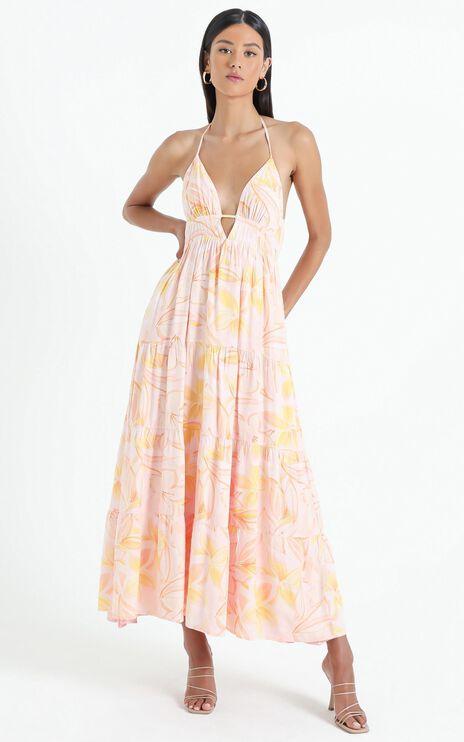 Daere Dress in Summer Floral