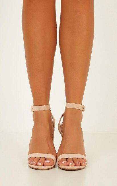Billini - Nikaia heels in blush micro - 10, Blush, hi-res image number null
