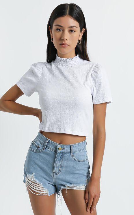 Laisha Top in White