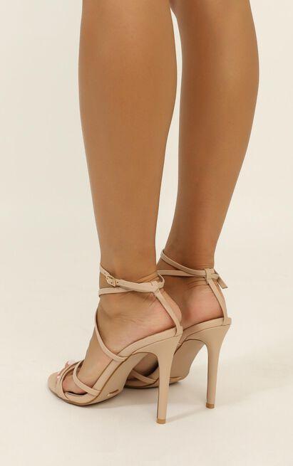 Billini - Tulum heels in nude - 10, Beige, hi-res image number null