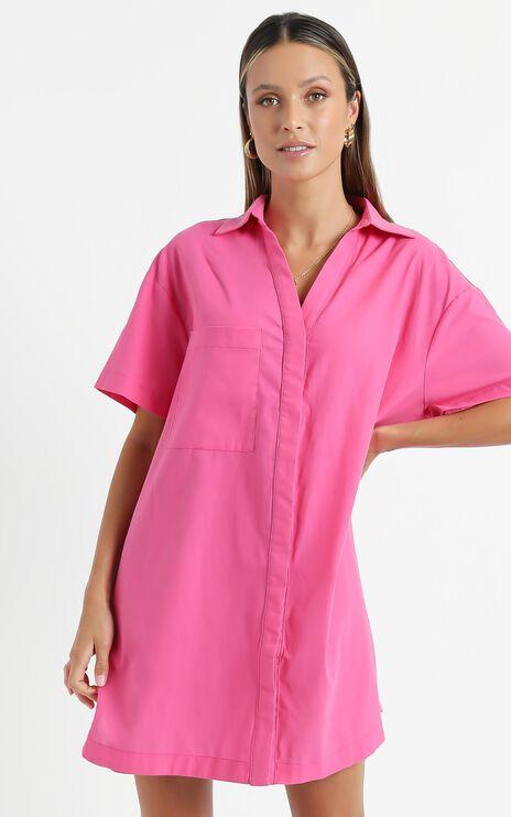 Carlijn Dress in Pink