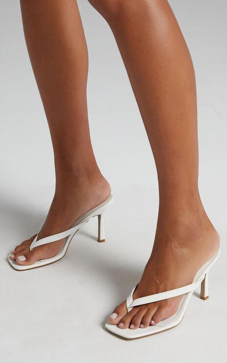 Billini - Solana Heels in White