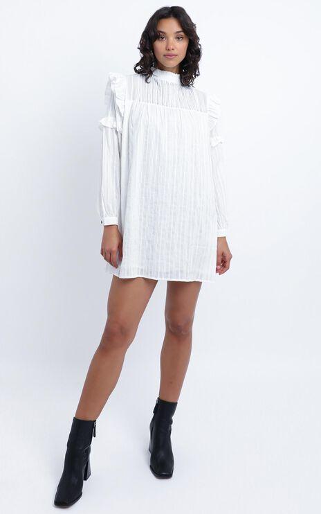 Noemi dress in White