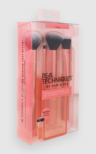 Real Techniques - Flawless Base Set , , hi-res image number null