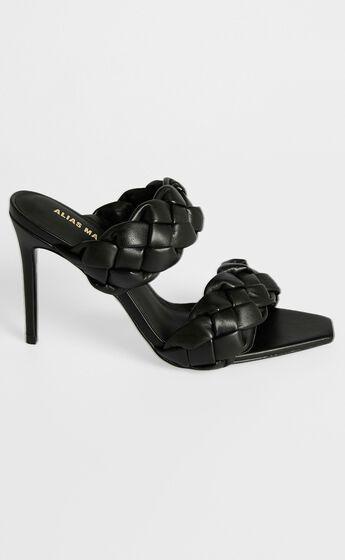 Alias Mae - Isla Heel in Black