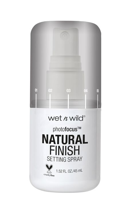 Wet N Wild - Photo Focus Setting Spray In Seal The Deal
