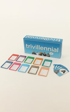Trivillennial - The Trivia Game For Millenials
