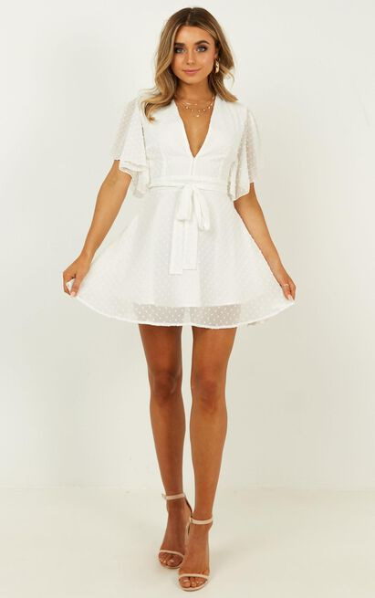 One Sweet Day Dress in white - 18 (XXXL), White, hi-res image number null