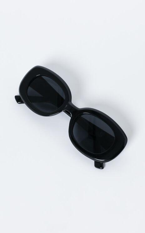 Reality Eyewear - Lady Grandzigger Sunglasses in Black